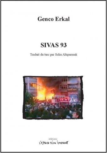 Sivas 93'ün Franszca baskısı 26 Mart'ta raflarda