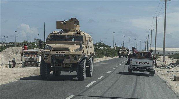 Somali'de bombalı saldırı: 6'sı Türk vatandaşı 15 kişi yaralandı