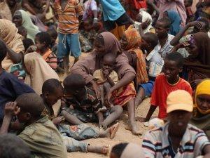 'Somali'de yıl sonuna kadar 2.1 milyon kişi aç kalabilir'