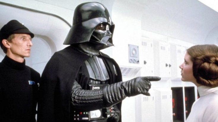 Star Wars'ta Darth Vader'ı canlandıran aktör Dave Prowse hayatını kaybetti