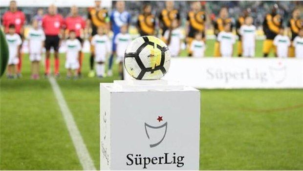 Süper Lig'de 19. hafta maç sonuçları ve puan durumu