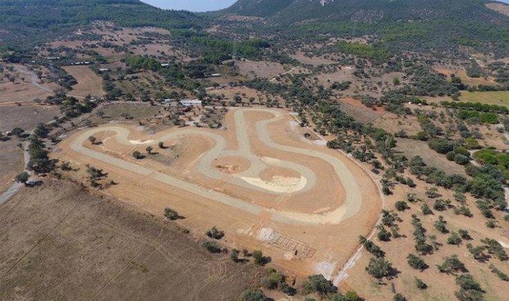 Tarım arazisine yapılmak istenen Go-Kart pisti ile ilgili yeni gelişme: Firma sahadaki araçlarını geri çekti