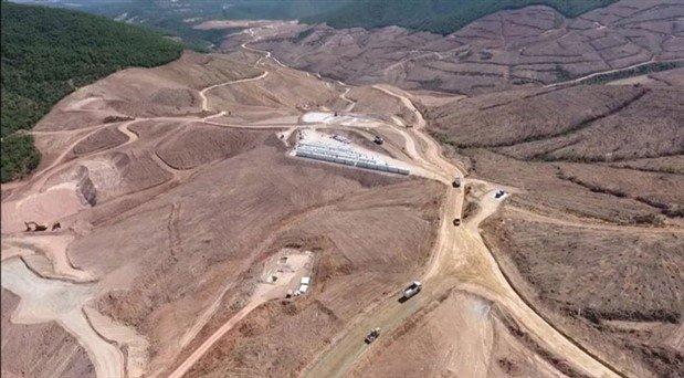 TEMA Vakfı: Kazdağları'nın yüzde 79'u maden ruhsatlı