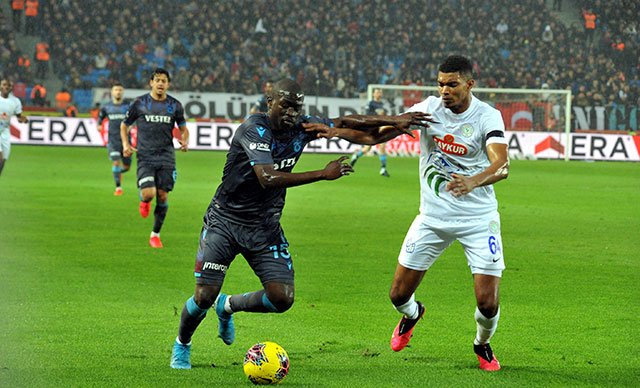 Trabzonspor - Çaykur Rizespor: 5-2
