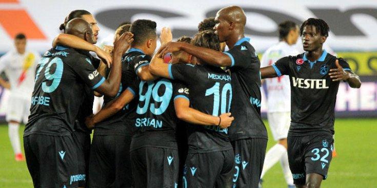 Trabzonspor - Malatyaspor: 3-1