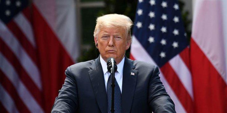 Trump: Koronavirüs vakalarının yüzde 99'u tamamen zararsız
