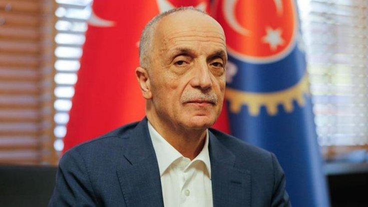 Türk-İş Genel Başkanı Ergün Atalay'dan asgari ücret açıklaması