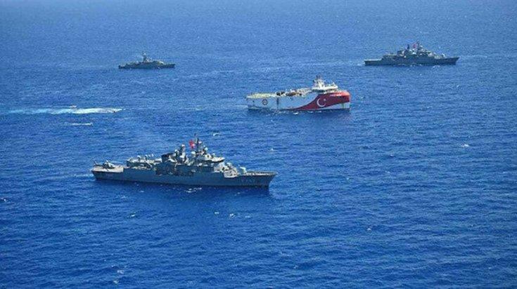 Türkiye ve Yunanistan'dan yeni NAVTEX kararı