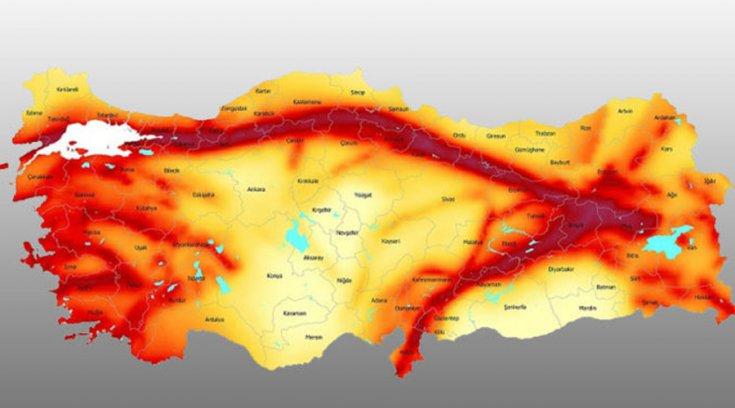 'Türkiye'deki diri fay haritası en son 2011'de hazırlandı, acilen güncellenmeli'