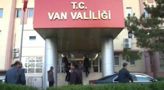 Van Valiliği: İran sınırında mülteci olduğu değerlendirilen 7 ceset bulundu