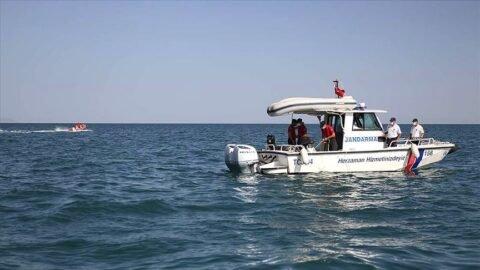 Van'daki tekne faciasında ölü sayısı 12'ye yükseldi