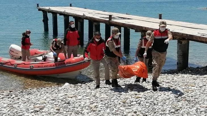Van'daki tekne faciasında ölü sayısı 60'a yükseldi