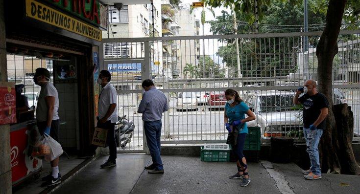 Venezuela salgına karşı önlem paketini açıkladı: Kredi tahsilatları, kiralar askıda; işten çıkarma yasaklandı