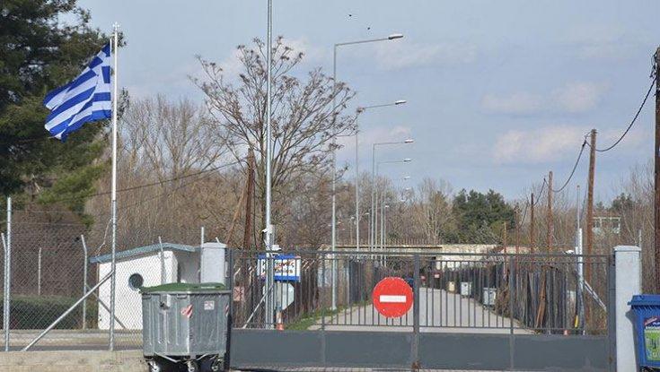 Yunanistan sınırda önlemleri artırdı