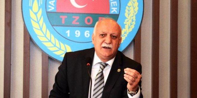 Ziraat Odaları Birliği Başkanı uyardı: Domates tarlada kaldı; ihracat acilen açılmalı