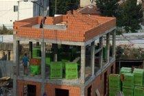 AKP'li belediyenin İBB'ye ait arazide kaçak inşaat yaptığı ortaya çıktı