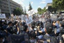 Ankara Emniyet Müdürlüğü'nden avukatların eylemine ilişkin açıklama