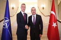 Bakan NATO sekreteriyle görüştü; Mültecilere Avrupa kapıları açıldı