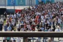 Bilim Kurulu Üyesi İlhan: 'Vapura koşuş' fotoğrafı sağlık çalışanlarının kalbini kırdı