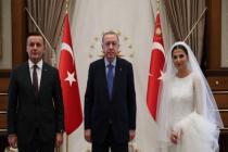 'Bodrum'da helikopterli tatil ve Sheraton düğünü' ile tartışılan Ankara Başsavcısı nikâhtan sonra Erdoğan'ı ziyaret etti