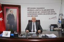 Burhaniye Belediye Başkanı Ali Kemal Deveciler'den 24 Kasım Öğretmenler Günü mesajı
