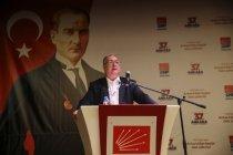 CHP Ankara İl Başkanlığı'na Ali Hikmet Akıllı seçildi
