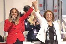CHP Kadın Kolları Başkanı Aylin Nazlıaka bugün görevi teslim alıyor