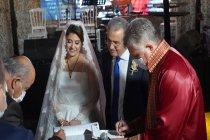 CHP Kırklareli Milletvekili Turabi Kayan'ın mutlu günü