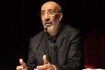 """Abdurrahman Dilipak'ın """"Fahişe"""" sözlerine suç duyurusu yağıyor"""