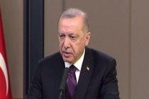 Erdoğan'dan FOX TV'ye tepki: Yalan haber üretmeyi bırakın
