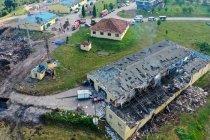 Fabrika sahibi patlamanın suçunu yöneticilere ve işçilere attı