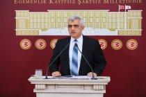 Gergerlioğlu: 'Meclis'in kapısına polis devleti kurulmuş durumda'