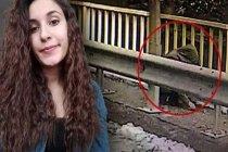Güvenlik kamerasına yansıyan kişinin Gülistan Doku olduğu kesinleşti