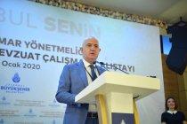 'İstanbul'da çatıda tarım yapılabilecek'