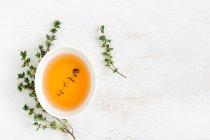 Kekik çayı mikropları öldürür