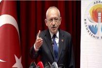 Kılıçdaroğlu: Borsa İstanbul'un yüzde 10'unu Katarlılara kaça sattık, bilen var mı?
