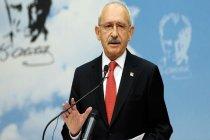 Kılıçdaroğlu: Türkiye, Erdoğan'ın politikasıyla adeta terör örgütlerini himaye eden bir ülke durumuna geldi