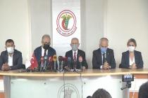 Kılıçdaroğlu'ndan TTB'ye ziyaret: Sağlık çalışanları suç işlemiyor, halkın sağlığını tehlikeye atanları uyarıyor