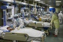 Koronavirüs salgınında ölenlerin sayısı 745 bini, vaka sayısı 20,5 milyonu aştı