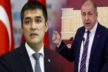 Ümit Özdağ'dan İYİ Parti İstanbul İl Başkanı Buğra Kavuncu'ya FETÖ suçlaması