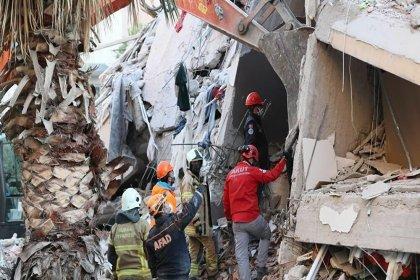 AFAD son açıklamasında İzmir depreminden sonra 658 artçı sarsıntı yaşandı; 39 vatandaşımız hayatını kaybetti, 885 vatandaşımız yaralandı