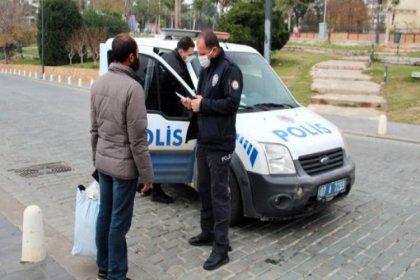 'Gidecek yerim yok' demesine rağmen ceza kesilen yurttaşa Antalya Büyükşehir Belediyesi sahip çıktı