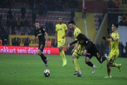 Kayserispor 0-0 Fenerbahçe