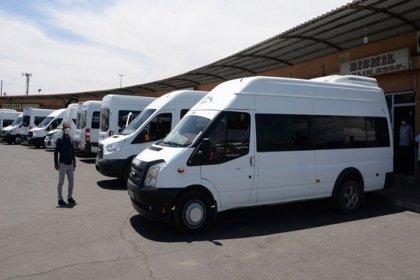 10 minibüs sürücüsü koronavirüse yakalandı: Filyasyon ekipleri yolcuları arıyor