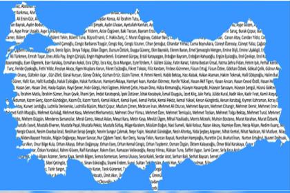 '101 Aksaçlı'nın çağrısına '404 Yurttaş'tan destek
