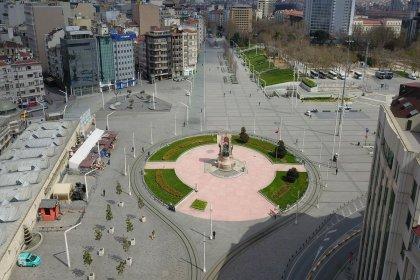20 kurumdan İBB'ye 'Taksim Meydanı' çağrısı