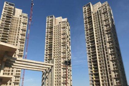 '35 katlı rezidansların inşaatı iptal kararlarına rağmen devam ediyor'
