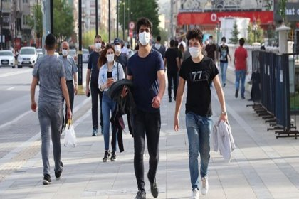 4 ilde daha maskesiz sokağa çıkmak yasaklandı