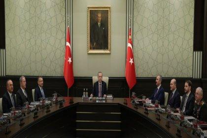 4,5 saat süren MGK toplantısı sonrası bildiri yayınlandı