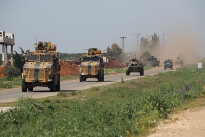 4'üncü Türk-Rus kara devriyesi yapıldı